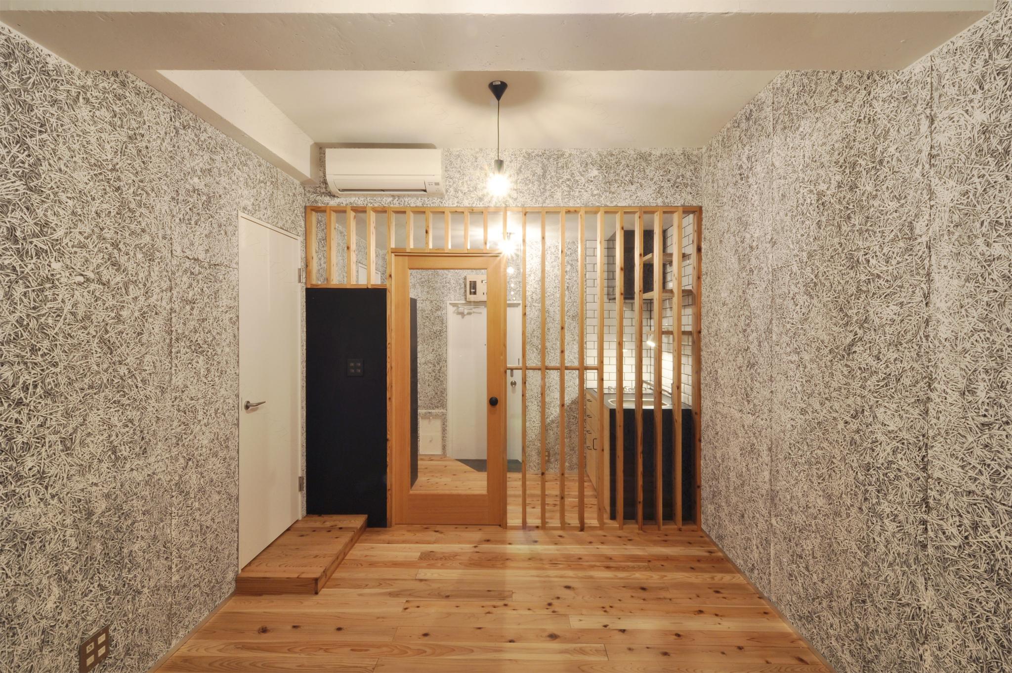 新潟市のマンションのリノベーションや改装の建築設計