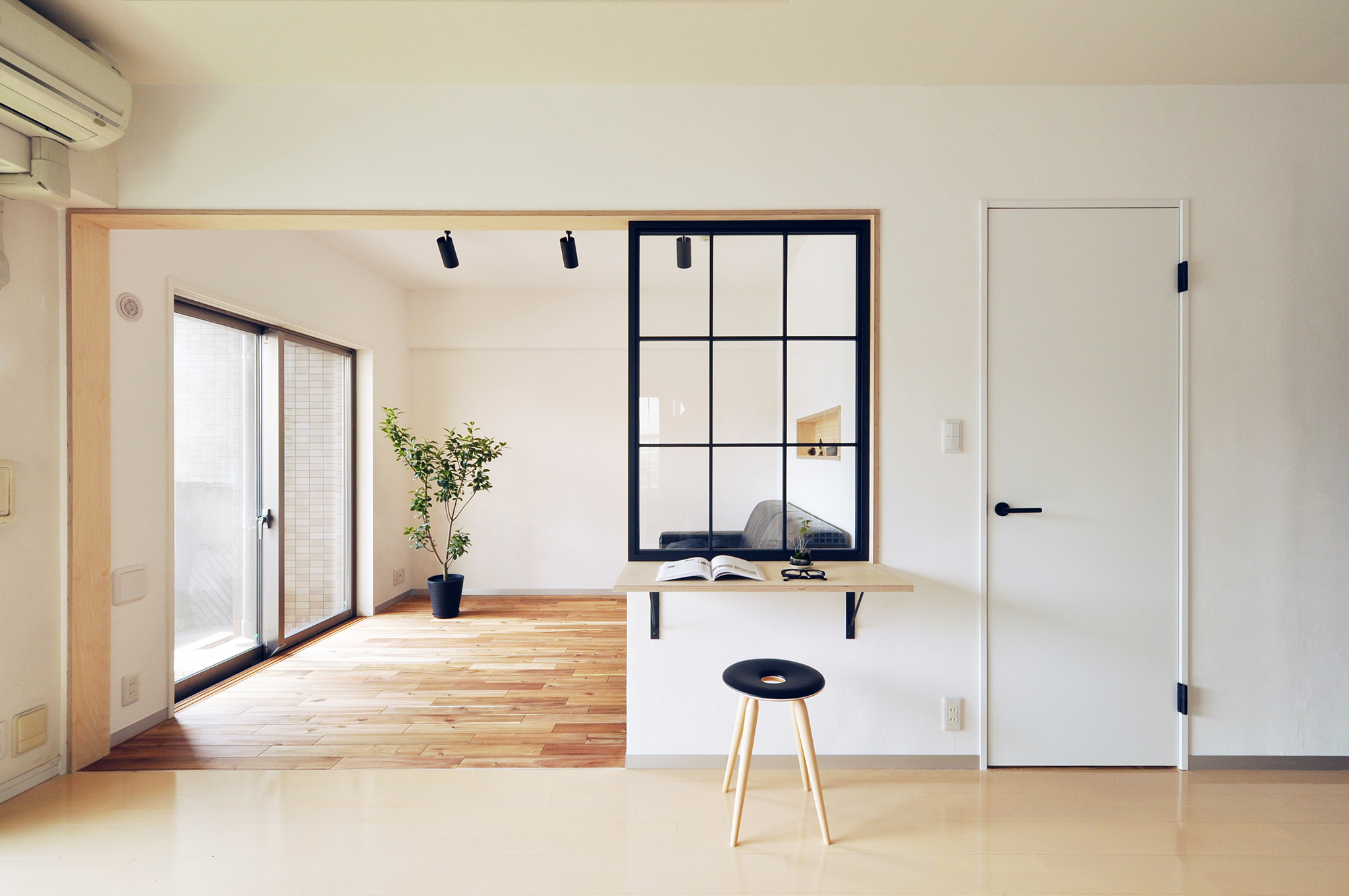 新潟市のマンション、和室のリノベーション