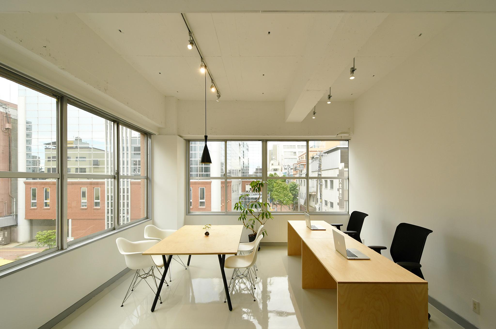 新潟市中央区西堀通のオフィス改装後1
