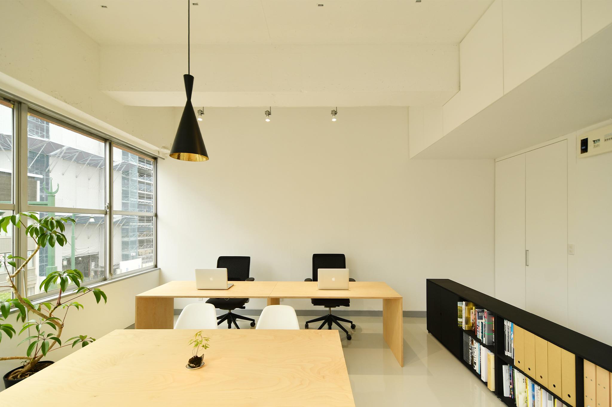新潟市中央区西堀通のオフィス改装後3